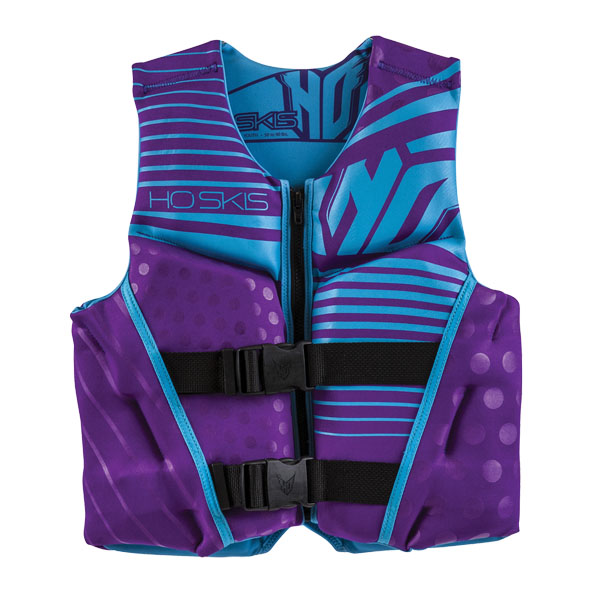 HO Pursuit Youth Vest Purple ( 50-90 lbs)