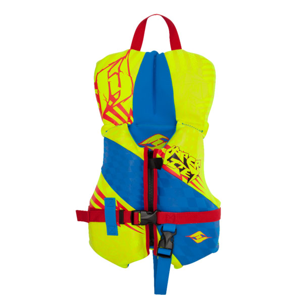 Hyperlite Boys Toddler Indy Vest Yellow