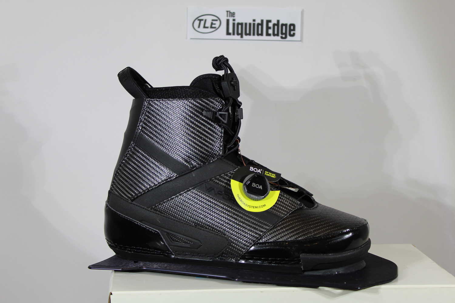 2019 Radar Carbitex Vapor Front Boot