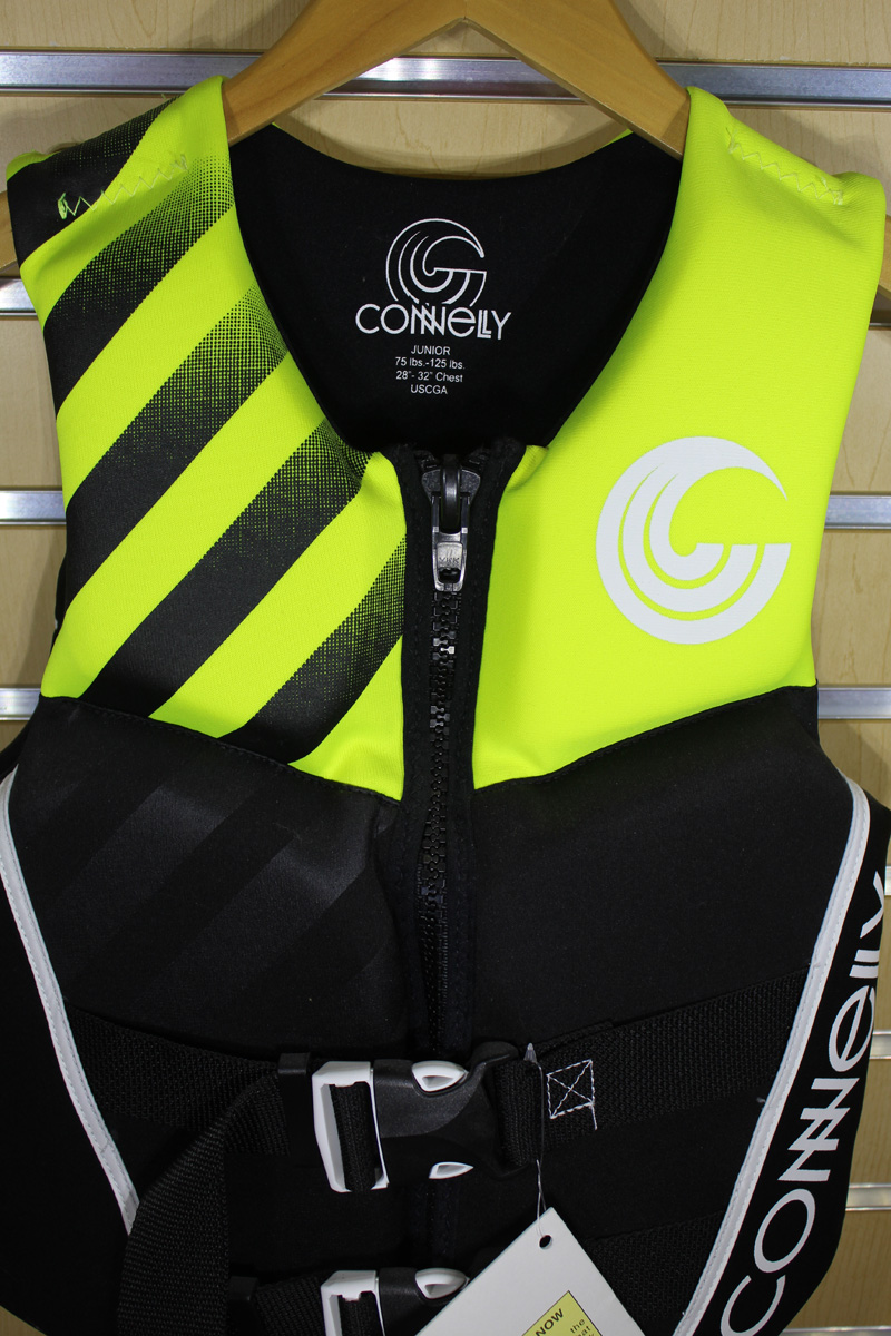 Connelly Classic Junior Vest (75-125lbs)