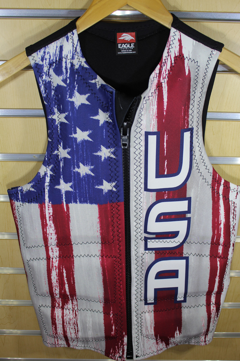 Eagle Team USA Vest
