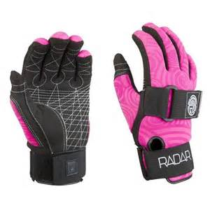 2015 Radar Bliss Gloves (Radar Glove Size: XX-Small, Radar Glove Color: Hotter Pink)