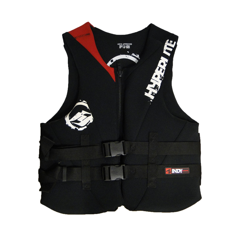 Hyperlite Mens Indy Vest-Red (Hyperlite Vest Size: X-Large, Hyperlite Vest Color: Red)