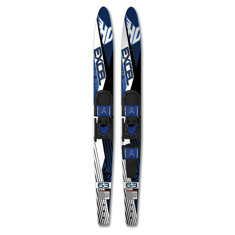 Combo Skis And Kneeboards
